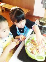 大阪 子ども料理教室 キッズハンズ