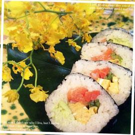 ゆる和食®大阪大人の料理教室巻きずしレッスン