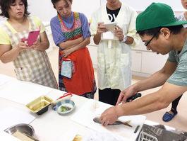 大阪の子ども料理教室キッズハンズ年間予定魚のさばき方(6/7月)