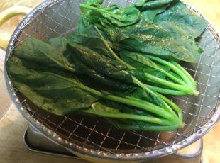 ゆる和食♬平山先生ご考案50度洗い体験会は今月21日