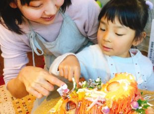 2月3日子ども料理昭和町体験募集!お知らせです