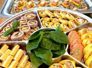 幸せ運ぶゆる和食のケータリング