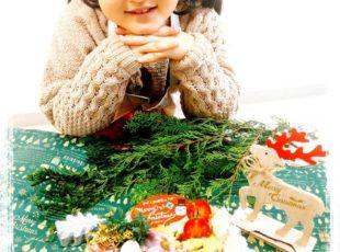 身体に優しい簡単クリスマスケーキ
